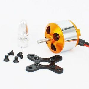 Mystery A2212-10 1400kv Brushless Outrunner Motor for 300g-800g 3D Flight