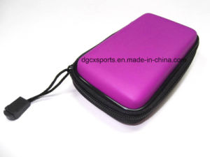 Travel Shaving Brush Protective EVA Case Zipper Bag pictures & photos