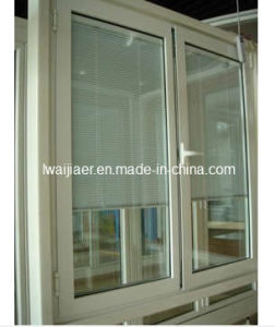 Aluminium Double Casement Window (ZXJH014) pictures & photos