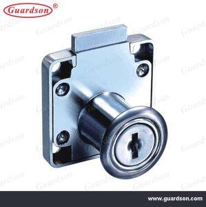 Drawer Lock Furniture Lock, Brass (502014) pictures & photos