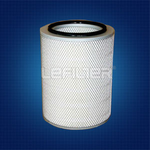 Air Dedusting Pleated Filter Cartridge pictures & photos