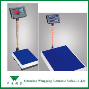 Digital Floor Bench Weighing Scales for Shipping pictures & photos