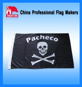 Polyester Knitted Sports Flags (1_07)