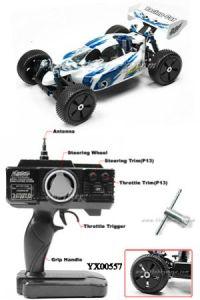1: 8 Scale RC Gp21 Engine 4WD Nitro Buggy RTR Car (RC13)