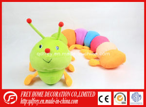Cute Plush Velvet Carpenterworm Toy for Baby pictures & photos