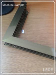 Pneumatic Corner Crimping Machine 3 Seconds 1 Corner Seamless LMQZ-160 pictures & photos