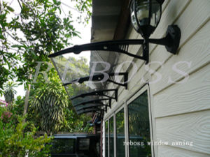 Polycarbonate Awnings/ Canopy / Gazebos/ Shelter for Windows & Doors pictures & photos