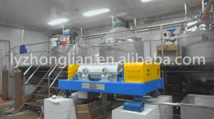 Lw250*900 Horizontal Spiral Discharge Sedimentation Decanter Separator for Dewatering Sludge pictures & photos