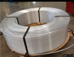 HVAC Aluminum Tube (1050-3030) Extrude Tube Drawn Tube for Air-Condition pictures & photos