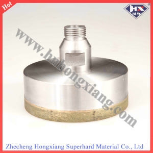 75L Thread Diamond Core Drill Bit for Glass pictures & photos