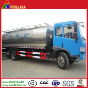 Liquid Stainless Steel Water Tank / Tanker Trailer pictures & photos
