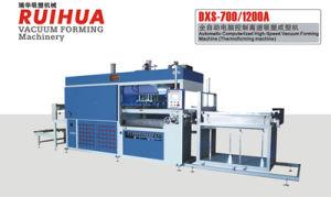 Plastic High-Speed Vacuum Forming Machine