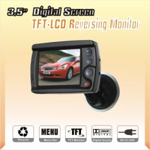 "3.5""Digital Screen Monitor with 11-32V(SP-357) pictures & photos"