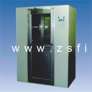Industrial HEPA Air Shower Room