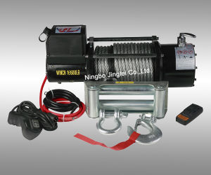 16500lb High Quality Heavy Duty Winch