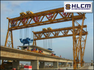 Gantry Crane for Girder Elevate 03 pictures & photos