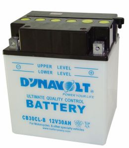 Lead Acid Battery (DB30CL-B)