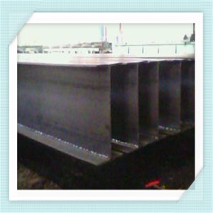 Ss400 Hot Rolled Steel H Beam for Building and Structure pictures & photos