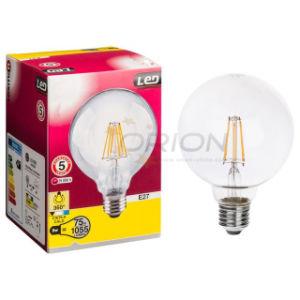 LED Bulb Light Manufacturer 110V 220V 4W 6W 8W G95 LED Bulb pictures & photos