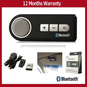 Bluetooth Car Kit Speaker for Sun Visor (WD0603)