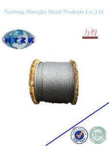 Steel Wire Rope Cable pictures & photos