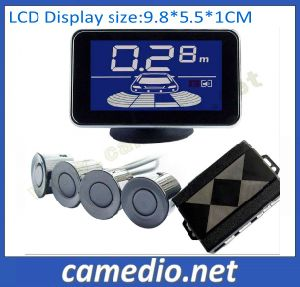 Full Color LCD Display Car Parking Radar Detector with Super Sensitivity pictures & photos