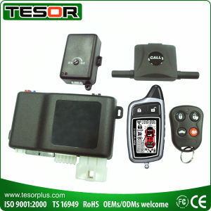 2-Way Remote Alarm & Starter with GSM Smartphone and Canbus 2 Dataports (2220RS-259RS)