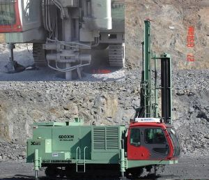 DXA165 DTH Drilling Rig pictures & photos