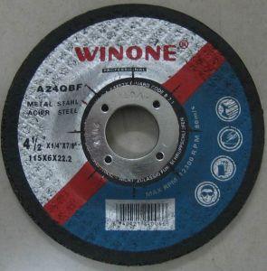 Resin Grinidng Wheel (R27A-A) pictures & photos