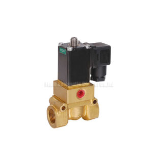 4/2 Solenoid Valve B0311 Piston Operated Brass Valve G1/4~G1/2