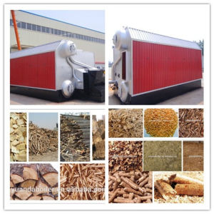 Hot Sale Good Burning Biomass Steam Boiler pictures & photos
