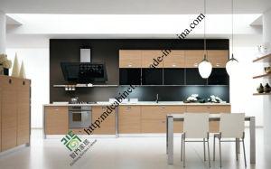 Modular Modern Melamine Kitchen Cabinet (ZS-395) pictures & photos