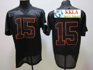 2011 New Black Football Jersey