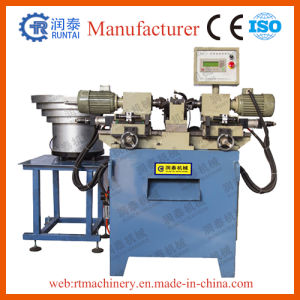 Rt-30sm Pneumatic Full-Automatic Double-Head Chamfering Machine pictures & photos