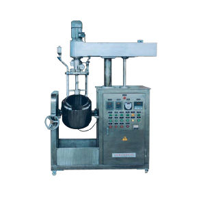 Small-Type Vacuum Homogenizer Emulsifier Machine