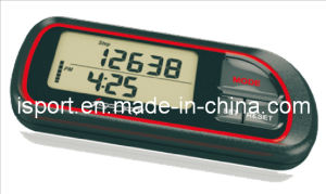 P084c Best Value Pedometer with 3D Motion Sensor
