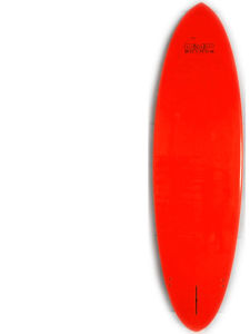 11′ Surfboard Airbrused Design