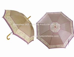 Vertical Umbrella (OCT-YF026) pictures & photos