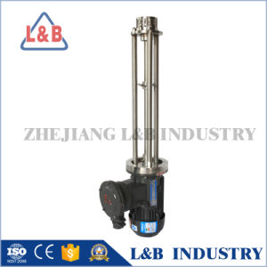 Sanitary Stainless Steel High Shear Mixer pictures & photos
