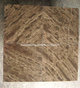 Chinese Brown Marble Tile Coffee Marble pictures & photos
