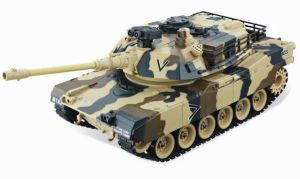 1: 20 Scale RC Simulating Battle Tank 5