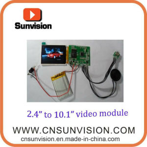 "Custom Sound 1.8"" to 10.1"" LCD Video Music Module pictures & photos"