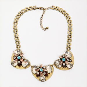 Fashion Jewelry Exoticism Chain Glass Jewelry