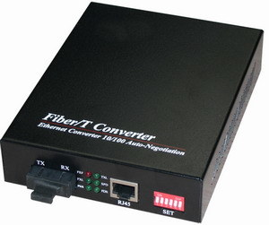 Chima Single Fiber Media Converter (STE-SFMC) pictures & photos