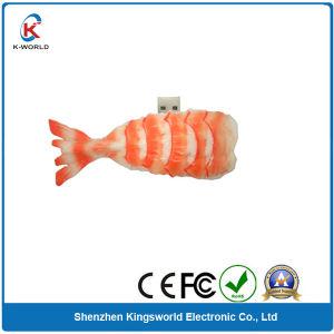 Shrimp PVC 16GB USB Flash pictures & photos