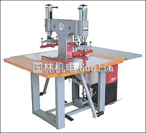 PVC Welding /Embossing Machine- T-Shaped Pedal Type (GL-4GT)