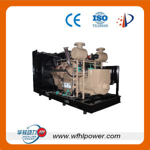 500kw Cummins Diesel Generator Open and Silent Type with Ce pictures & photos