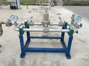 Mixed Gases Pressure Regulating Device pictures & photos