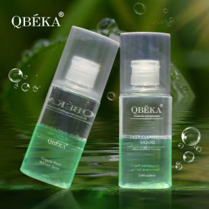 Top Quality Natural QBEKA Deep Cleansing Liquid Makeup Remover Eye Makeup Remover Cosmetic pictures & photos