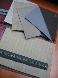 Worsted Wool Fabrics (PB9502)